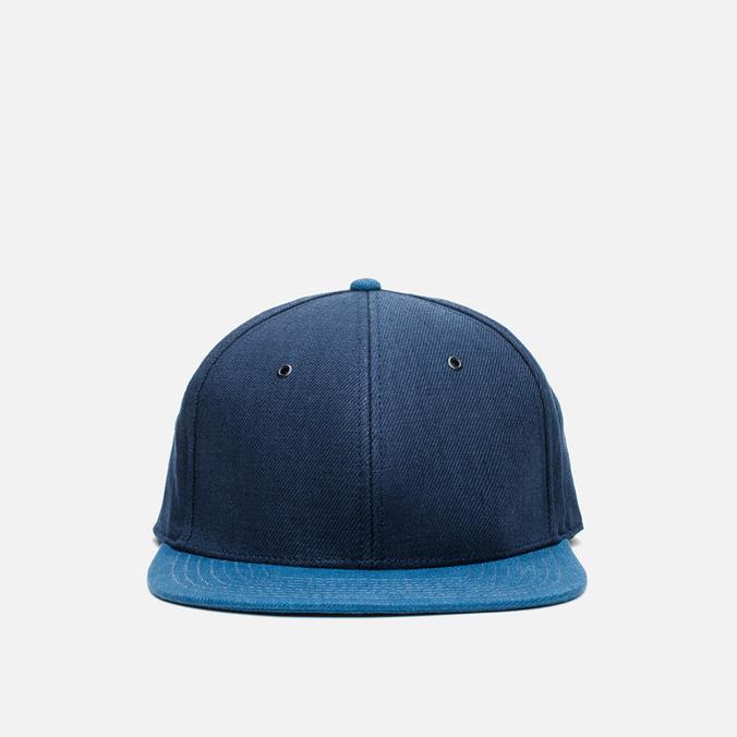 Кепка Nanamica Linen Navy/Blue