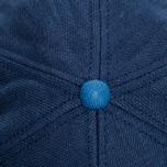 Кепка Nanamica Linen Navy/Blue фото- 3