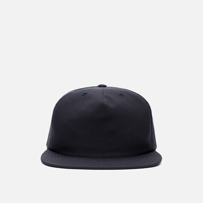 Norse Projects Three Ply Tropical Cap Navy