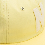 Кепка Norse Projects Twill 6 Panel N Logo Lemon Freeze фото- 3