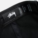 Кепка Stussy Stock Snapback Black фото- 4