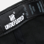 Кепка Undefeated 5 Strike Black фото- 5