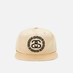 Женская кепка Stussy Goldie Snapback Gold фото- 0