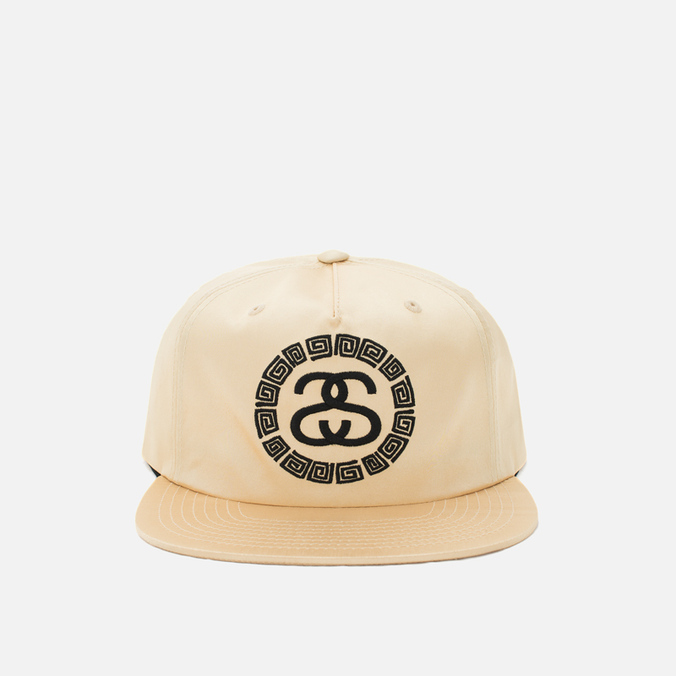 Женская кепка Stussy Goldie Snapback Gold