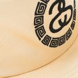 Женская кепка Stussy Goldie Snapback Gold фото- 3