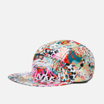 Женская кепка Stussy World Tribe Snapback Coral фото- 1