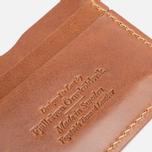 Держатель для карточек Fjallraven Ovik Leather Cognac фото- 1