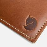 Держатель для карточек Fjallraven Ovik Leather Cognac фото- 4