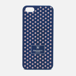 Чехол Hackett Dots Hard iPhone 5 Navy/Red фото- 0