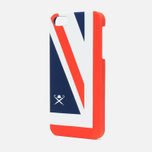 Чехол Hackett Union Jack Hard iPhone 5 Navy/Red/White фото- 1