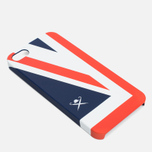 Чехол Hackett Union Jack Hard iPhone 5 Navy/Red/White фото- 2