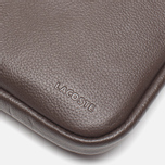 Чехол Lacoste Ethan iPad Case Dark Brown/Orange фото- 1