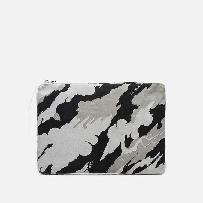 Чехол Maharishi 13 Camo Laptop Black/White