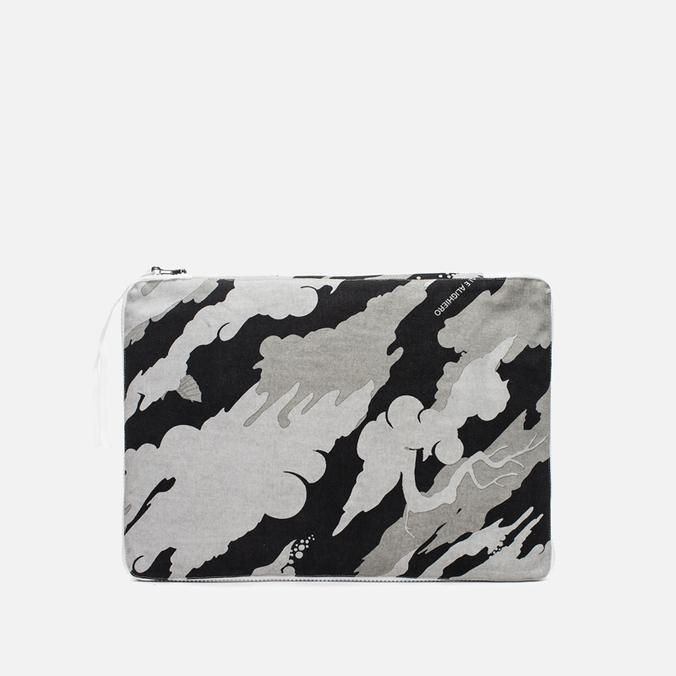 Чехол maharishi 13 Camo Laptop Black/White