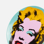 Тарелка Ligne Blanche Andy Warhol Blue Marilyn Medium фото - 2