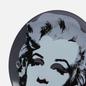 Тарелка Ligne Blanche Andy Warhol Black Marilyn Medium фото - 2