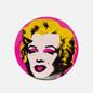 Тарелка Ligne Blanche Andy Warhol Pink Marilyn Medium фото - 0