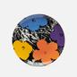 Тарелка Ligne Blanche Andy Warhol Flower Purple Medium фото - 0