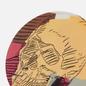 Тарелка Ligne Blanche Andy Warhol Skull Brown/Beige/Pink Medium фото - 2