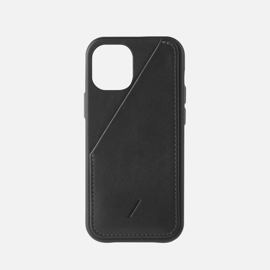 Чехол Native Union Clic Card iPhone 12 mini Black