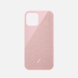 Чехол Native Union Clic Canvas iPhone 12 mini Rose