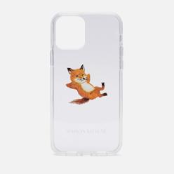 Чехол Native Union x Maison Kitsune Chillax Fox iPhone 12/12 Pro Air