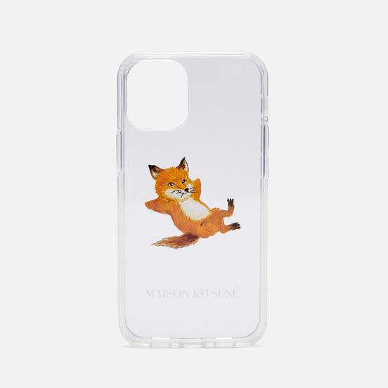 Чехол Native Union x Maison Kitsune Chillax Fox iPhone 12 Mini Air