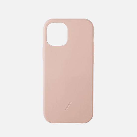 Чехол Native Union Clic Classic iPhone 12 mini Rose