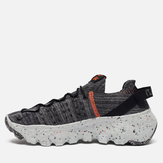 Женские кроссовки Nike Space Hippie 04 Iron Grey/Photon Dust/Black