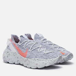 Мужские кроссовки Nike Wmns Space Hippie 04 Summit White/Hyper Crimson