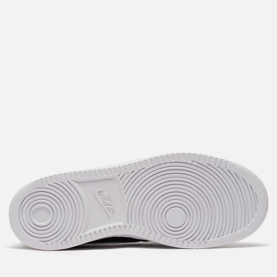 Женские кроссовки Nike Wmns Court Vision Low Black/White