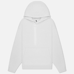 Мужская толстовка Nike NRG Embroidered Swoosh Hoodie Team White