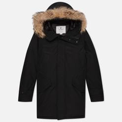 Мужская куртка парка Woolrich Polar High Neck Black