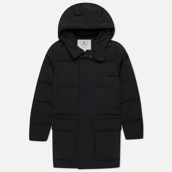 Мужская куртка парка Woolrich Sierra Black