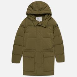 Мужская куртка парка Woolrich Sierra Lake Olive