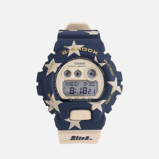 Casio G-SHOCK X Alife GDX6900AL-2 Stars & Stripes Watch Multicolour
