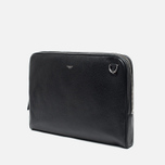 Чехол Hackett Pebble Slim Laptop Black фото- 1