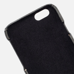 Чехол Master-piece Equipment iPhone 6 Leather Camo Black фото- 3