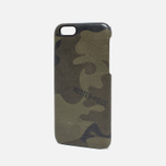 Чехол Master-Piece Equipment iPhone 6 Leather Camo Khaki фото- 1