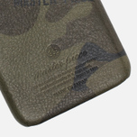 Чехол Master-Piece Equipment iPhone 6 Leather Camo Khaki фото- 2