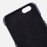 Чехол Master-Piece Equipment iPhone 6 Leather Camo Navy фото- 3