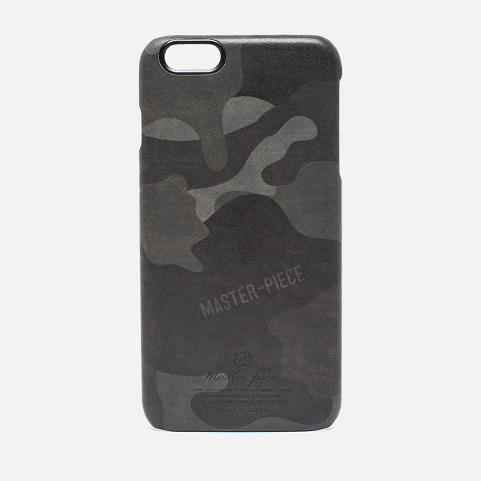 Master-Piece Equipment iPhone 6 Plus Case Camo Black