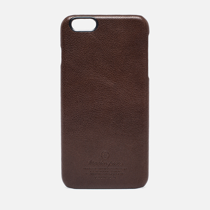 Master-Piece Equipment iPhone 6 Plus Case Choco