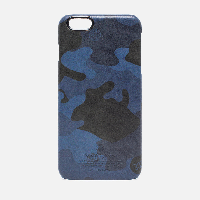 Чехол Master-Piece Equipment iPhone 6 Plus Camo Navy