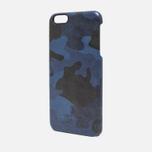 Чехол Master-piece Equipment iPhone 6 Plus Camo Navy фото- 1