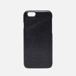 Чехол Master-piece Equipment Leather iPhone 6 Black фото- 0