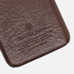 Чехол Master-Piece Equipment Leather iPhone 6 Choco фото- 2