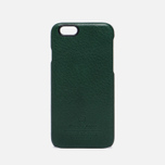 Чехол Master-piece Equipment Leather iPhone 6 Green/Black фото- 0