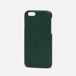 Чехол Master-piece Equipment Leather iPhone 6 Green/Black фото- 1
