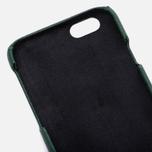 Чехол Master-piece Equipment Leather iPhone 6 Green/Black фото- 3